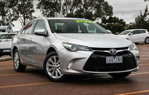 2015 Toyota Camry ASV50R Atara SL Silver 6 Speed Sports Automatic Sedan Westminster Stirling Area Preview