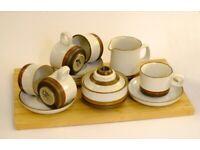 "Denby Pottery ""Potters wheel (Rust)"""