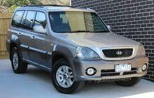 2004 Hyundai Terracan Highlander 4 Speed Automatic Wagon Preston Darebin Area Preview