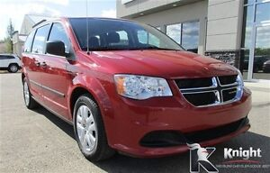 2015 Dodge Grand Caravan SE 1 Tax Warranty Low Kms
