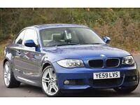BMW 1 Series Coupe 120d M Sport 2dr