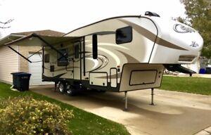 2017 Cougar 27 RKS X-Lite 5th Wheel