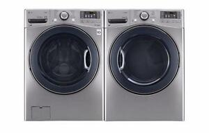 LG WASHER / DRYER SALE - Save up to 40%!