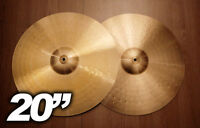 "20"" Paiste Crash / Ride"