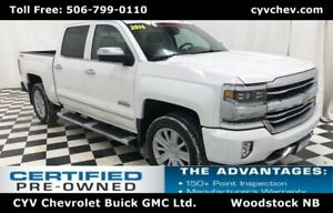2016 Chevrolet Silverado 1500 High Country - Nav, Heated & Coole