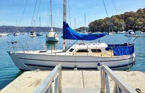 SWANSON 28ft CRUISING YACHT Newport Pittwater Area Preview
