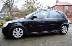 Vauxhall Corsa sxi 2004