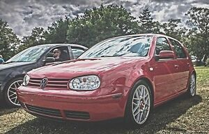 2007 MK4 City Golf
