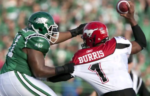 **WANT** Rider tickets Sept. 24 Calgary @ Sask game new mosaic