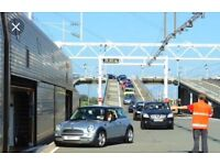 Travel anytime with Return Eurotunnel Ticket from Folkstone to Calais