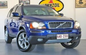2008 Volvo XC90 P28 MY09 Ocean Race Blue 6 Speed Sports Automatic Wagon Wynnum Brisbane South East Preview