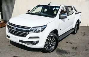 2017 Holden Colorado White Manual Utility Dandenong Greater Dandenong Preview