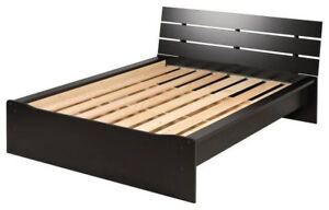 Brand new bed frame queen / Free delivery in Lower Mainland
