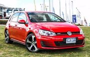 2017 Volkswagen Golf VII MY17 GTI DSG Tornado Red 6 Speed Sports Automatic Dual Clutch Hatchback Wangara Wanneroo Area Preview