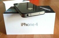 iPhone 4 with box - SUPER CLEAN