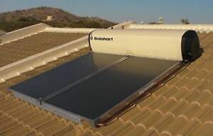 matched pair of solahart L series Solar water heater panels Maroochydore Maroochydore Area Preview