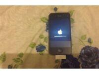 IPhone 4s unlocked 16gb black