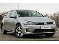 2021 Volkswagen Golf 99Kw E-Golf 35Kwh 5Dr Auto Hatchback Electric Automatic
