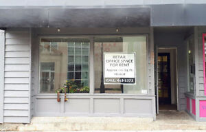 Commercial Space for rent 86 Portland St, Dartmouth call 902 463