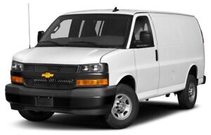 2018 Chevrolet Express 2500 Work Van Low KM, Backup Camera
