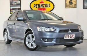 2008 Mitsubishi Lancer CJ MY08 VR Grey 6 Speed Constant Variable Sedan Wynnum Brisbane South East Preview