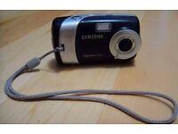 Samsung Digital camera- mint condition