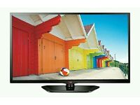 """LG 32"""" LED tv built in HD freeview USB media player full hd 1080p. Tv is like new ultra slim fully"""