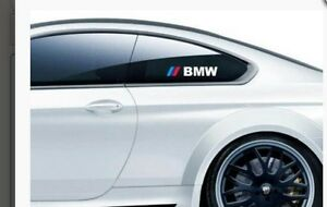 Bmw M Power Decal Ebay