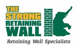 THE STRONG RETAINING WALL      G.Gounden lic 158099c Central Coast NSW Region Preview
