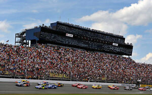 NASCAR SPRINT CUP TICKETS FOR MICHIGAN, JUNE 12, 2016
