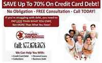 Credit Card Debt | Loans | Canada Revenue Debt Relief Program