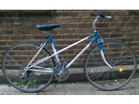 Vintage racing ladies bike REYNOLDS 501 frame size 20in - 10 speed, serviced - Welcome for ride