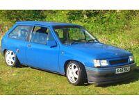 Vauxhall nova parts