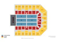 Drake 4x 204 Seated Tickets Sheffield motorpoint arena