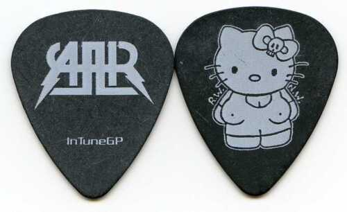 ALL AMERICAN REJECTS 2010 Warped Tour Guitar Pick!! custom concert stage Pick #2