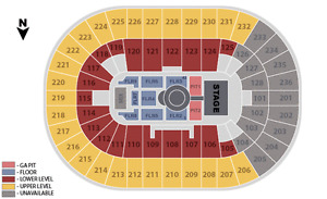 Red Hot Chili Pepper Tickets in Hamilton Thursday June 22, 2017 London Ontario image 2