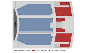 2 Rufus Wainwright Tickets Orchestra Front Row