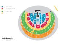 2x Britney Spears tickets Hydro . GREAT SEATS