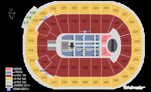 Harry Styles Lower Bowl Ticket! Section 118 Row 21