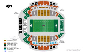 Roughrider tickets for sale Sept 15th