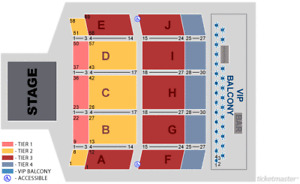 Midland Concert at River Cree Casino - 2 tickets