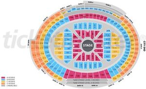 2 x C reserve floor Adele concert Perth Perth Airport Belmont Area Preview