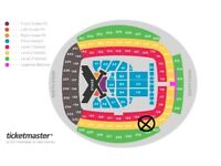 2x Taylor Swift Tickets - FRI 8th June - Manchester - Stand 222 FRONT ROW !!!