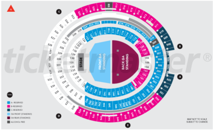 Selling 2 Ed Sheeran Tickets - 3rd March A Reserved, Great Seats!