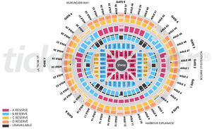 2 x Adele Ticket Melbourne 19th March B Reserve Melbourne CBD Melbourne City Preview
