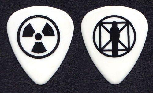 Vintage Red Hot Chili Peppers John Frusciante White Guitar Pick - 1992 Tour RHCP