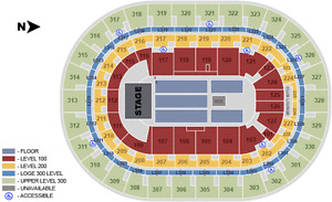 Chicago with Earth Wind and Fire - MTS Centre - 2 Tickets Row 1