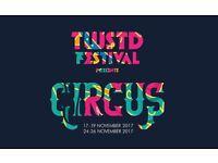 2x TWSTD FESTIVAL 2017 TICKETS