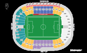 Whitecaps vs Portland Timbers - 4 Awesome Seats Cheap