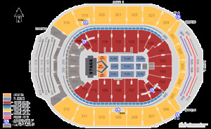 BACKSTREET BOYS - 7/17 - 1, 2, OR 3 TICKETS - ROW 1 UPPERS STAGE